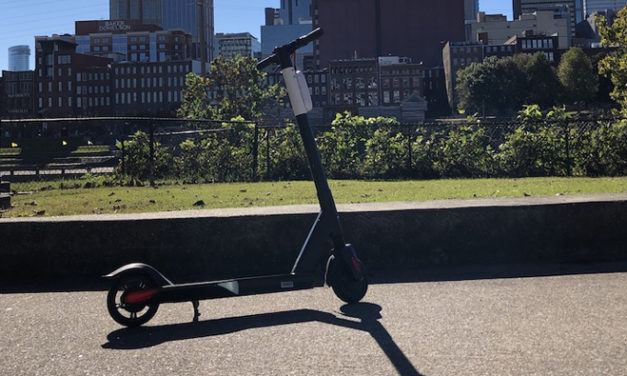 Electric scooters coming to Knoxville soon