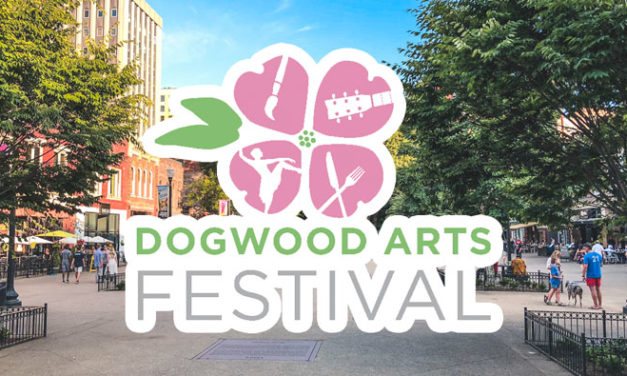 Dogwood Arts Festival 2019 is this weekend!