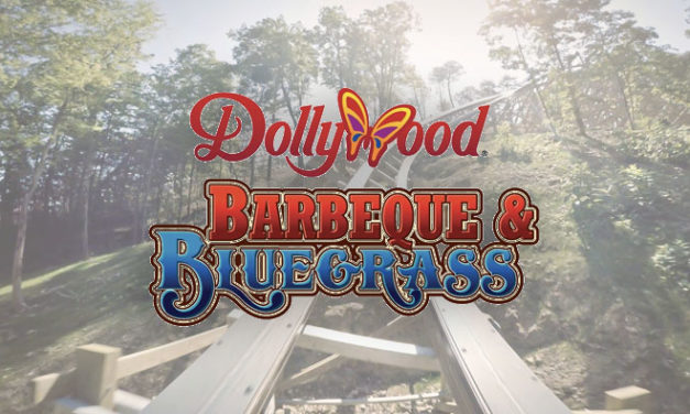 Barbeque and Bluegrass at Dollywood – Now through June 2nd!