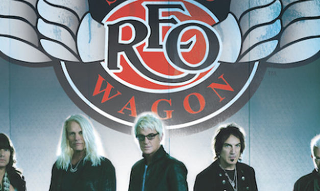REO Speedwagon and Kevin Mac