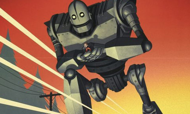 Summer Movie Magic: The Iron Giant